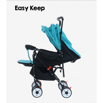 Biziborong Premium Lightweight Foldable Baby Stroller R812