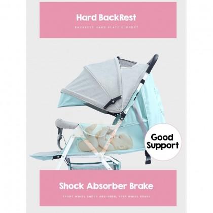 Biziborong Premium Lightweight Foldable Baby Stroller R809