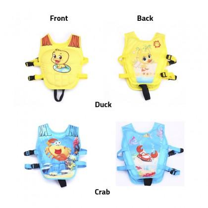 Biziborong Kids Safety Swimming Swim Cartoon Life Jacket Float Vest - R1012