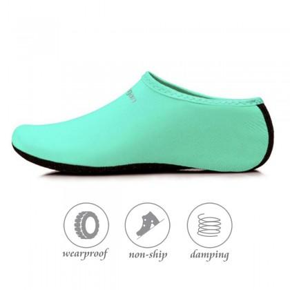 Biziborong Quick Dry Non Slip Beach Swim Surf Yoga Exercise Water Shoes Aqua Sock - RB21