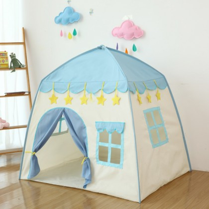 Biziborong Outdoor Indoor Folding Kids Toy Camping Castle Foldable Play Tent - RC42