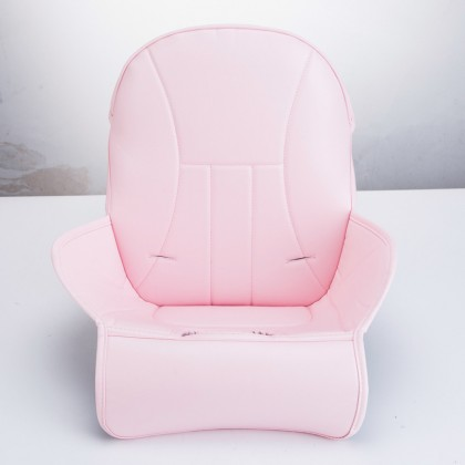 Biziborong Add On Seat Cushion for Baby Chair PU Leather Washable Wheels - RE45