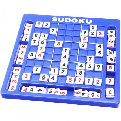 Biziborong Sudoku Board Game 81pcs Chess Children Number Puzzle Board Development Logic Thinking Kids Toy - RF46