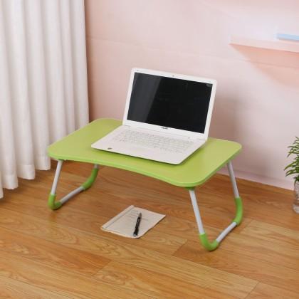 Biziborong Foldable Table Anti-slip Bed Laptop Table Notebook Table Portable Computer Desk - RF55